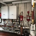 2x Vaillant Boilers Domestic Gas Services