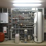 Boiler:Cylinder Domestic Gas Services