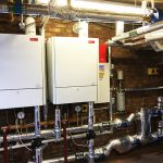 Domestic Gas Services Wall Hung Boilers
