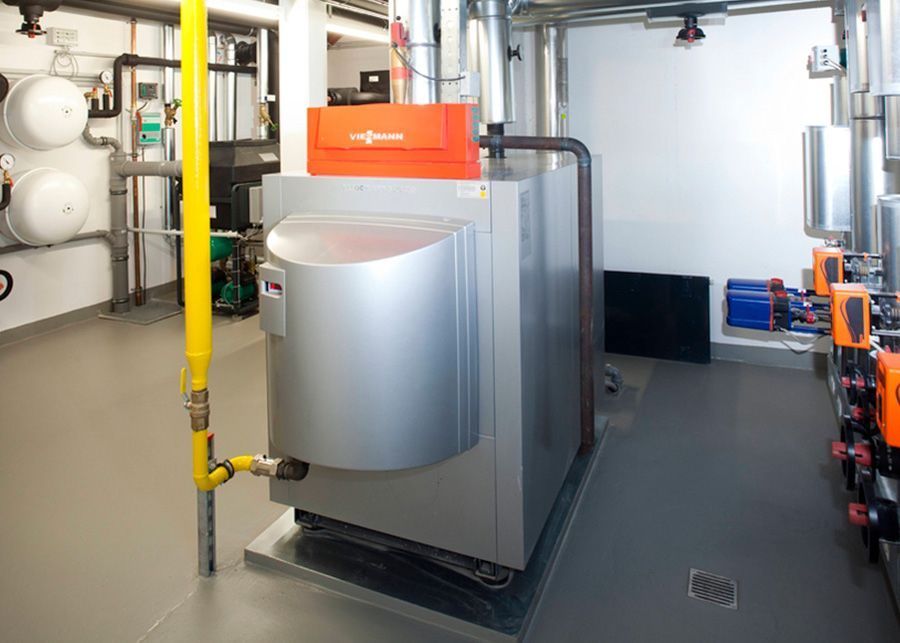 Viessmann V200 Domestic Gas Services